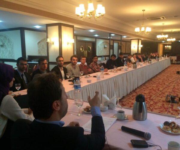Prof. Dr. Müfit Selim Saruhan ile Söyleşi
