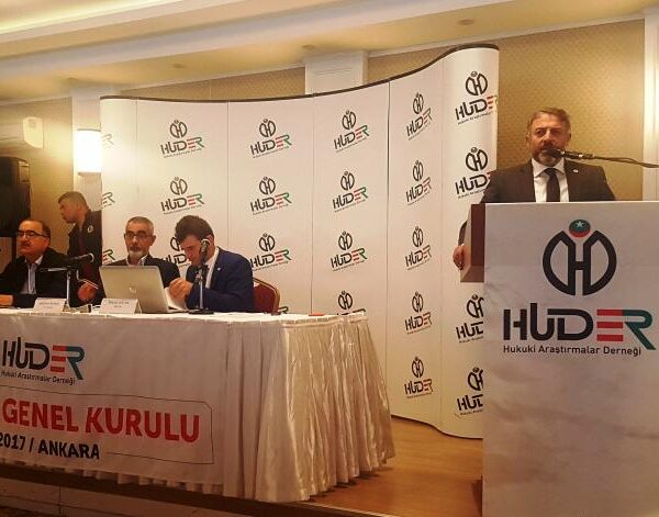 HUDER 14. Olağan Genel Kurulu ve Geleneksel İftar Programı Gerçekleştirildi