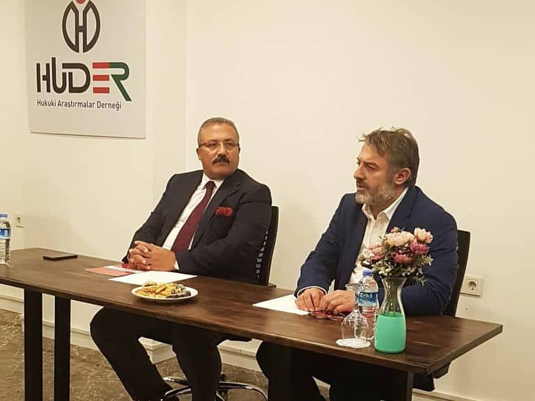 """Sn. Mehmet Yılmaz ile """"Adalet Devleti ve Yargı"""" konulu söyleşimizden"""