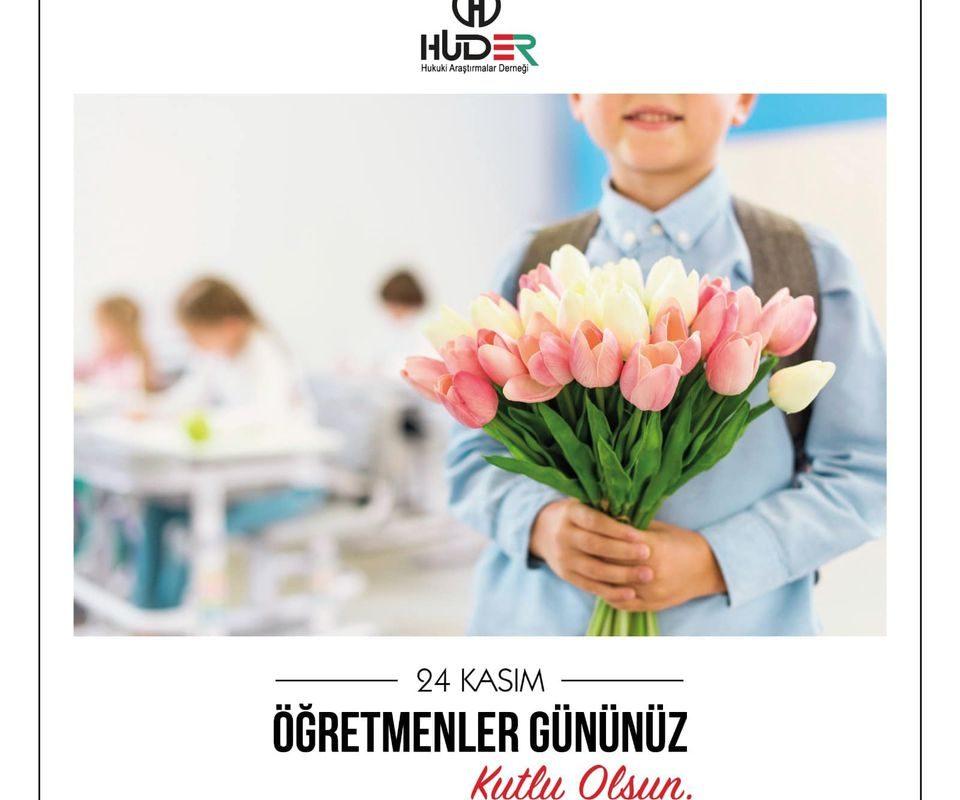 Tüm öğretmenlerimizin Öğretmenler Günü kutlu olsun